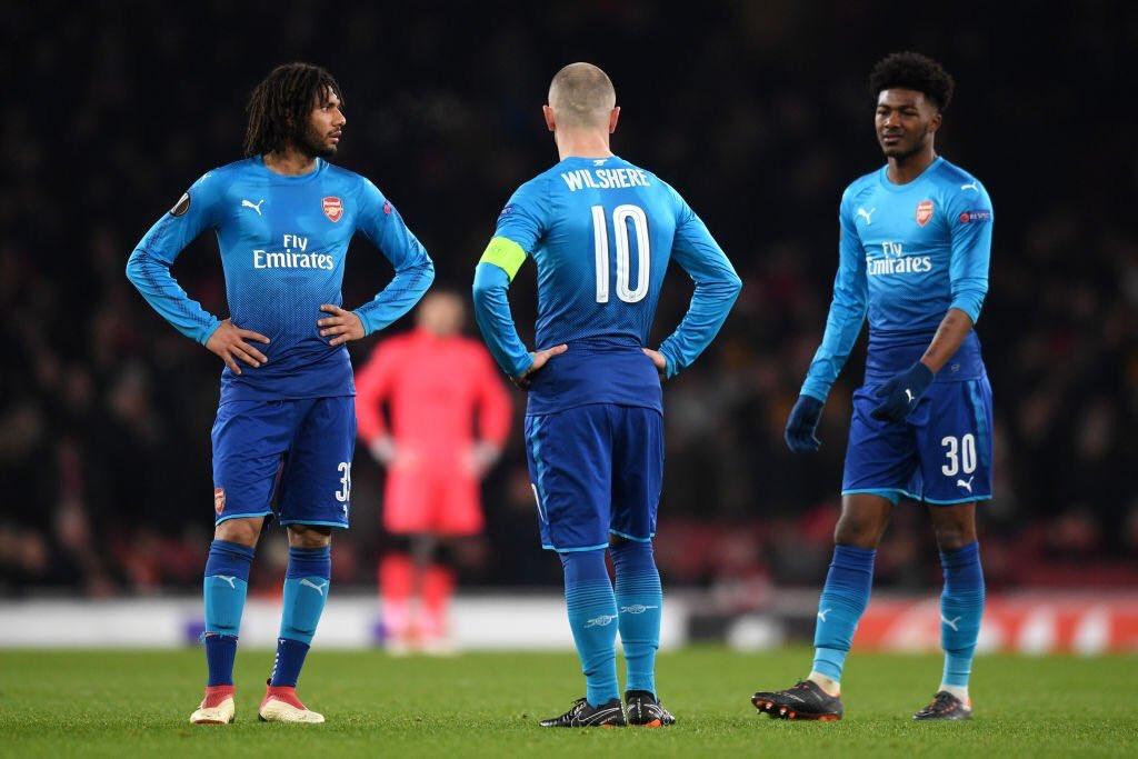 'Wasn't good enough' – Arsenal star is slamming teammates' performance on Thursday
