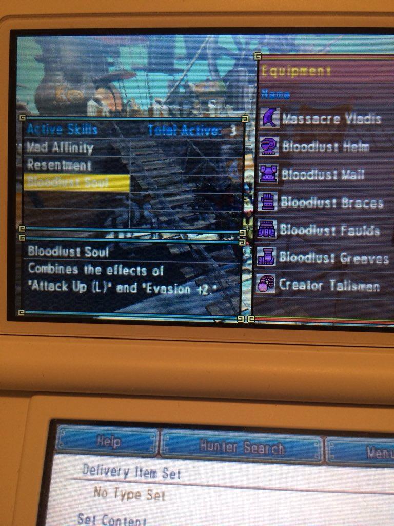 Monster Hunter] world released  Suddenly one of the popular