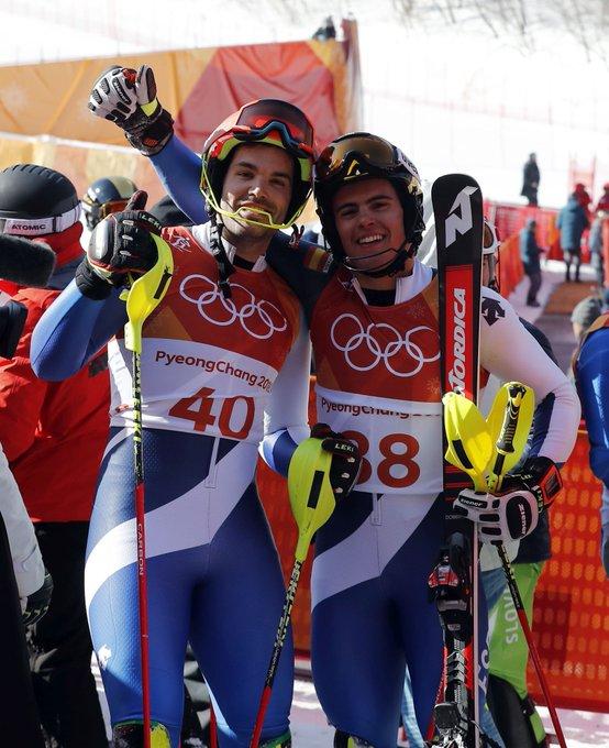 Hoy han corrido @JDelCampoPodium y @JSalarichPodium en #PyeongChang2018 . Analizamos la carrera y el resto de pruebas de los Juegos con @JuliSalaPerez y @Paultxo. Escúchanos en https://t.co/Z2CyjOzwLe  o en nuestra página de @nevasport:  https://t.co/OJHgRPnqRG