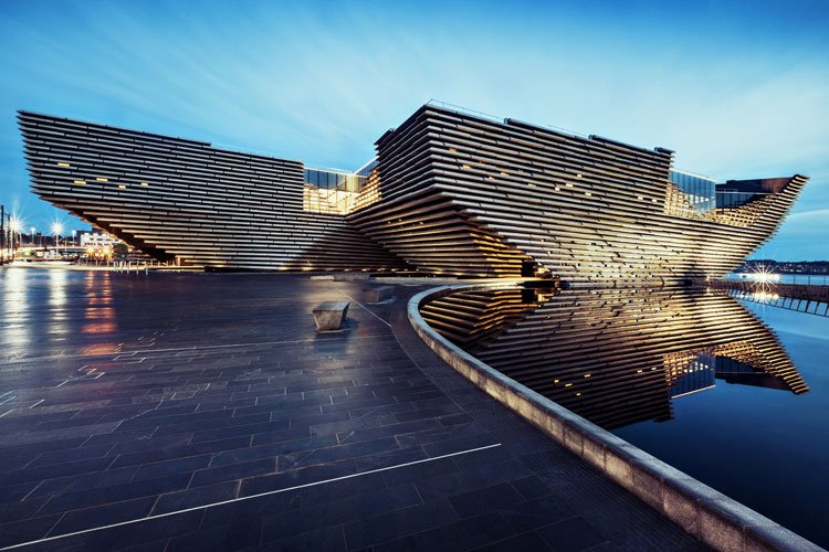 V&A Dundee has revealed details of its permanent galleries and exhibitions, which will open in September 2018: https://t.co/pwPEMeGFxA