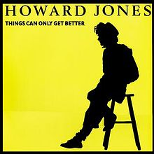 Happy Birthday,Howard Jones 1955 !!