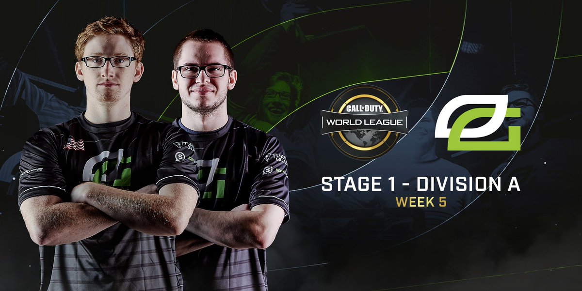 Our final match of Stage 1 Week 5 is up next!  Get in chat and show your pride! #GREENWALL Watch: https://t.co/U0wgkPW66v