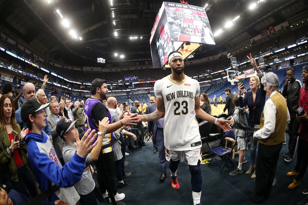 """The Brow has no plans to ask for a trade: """"I'm here until 2021, and then I'll make a decision from there,"""" per @ScottDKushner http://ble.ac/2EZNKMk"""