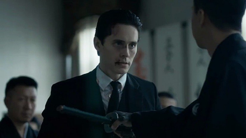 Jared Leto will be an American in the Yakuza in the trailer for #TheOutsider: https://t.co/hlqeKXfmUS