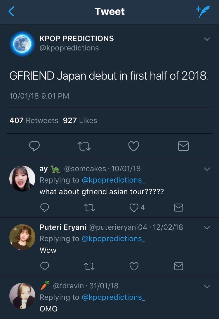 Kpop prediction dating