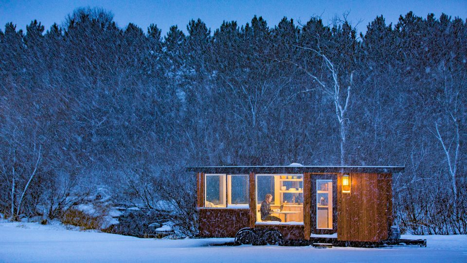 Portland's fairy-tale tiny houses stand up to the snow: Show us your photos https://t.co/zYxjh5QROg