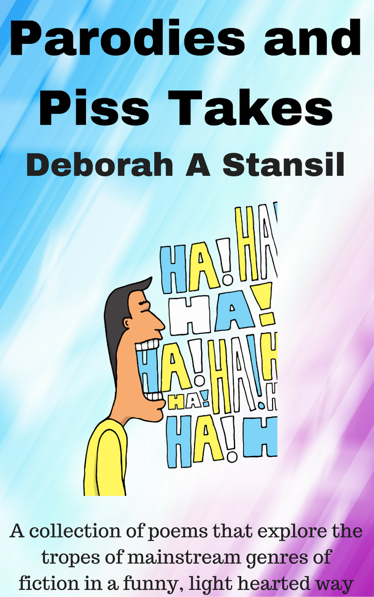 Parodies and Piss Takes - A collection of funny #poems Only 99p! getBook.at/ParodiesandPis…