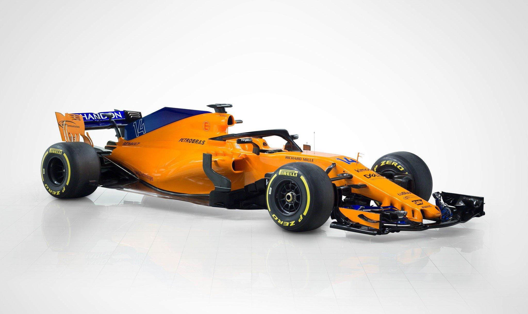 Meet the McLaren MCL33 https://t.co/ot2UtNBl0R #F1 #SkyF1 https://t.co/jhO8NXywdZ