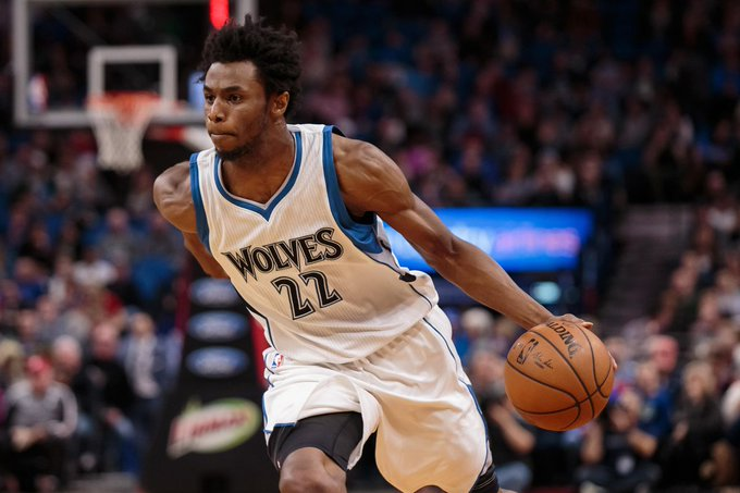 Happy Birthday to Andrew Wiggins who turns 23 today!