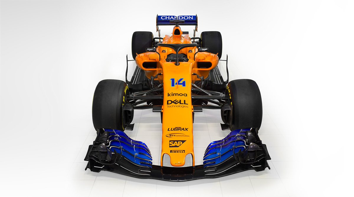 Meet our striking 2018 challenger, the #MCL33. Explore more: https://t.co/6EYoGHxhf1 #BeBrave