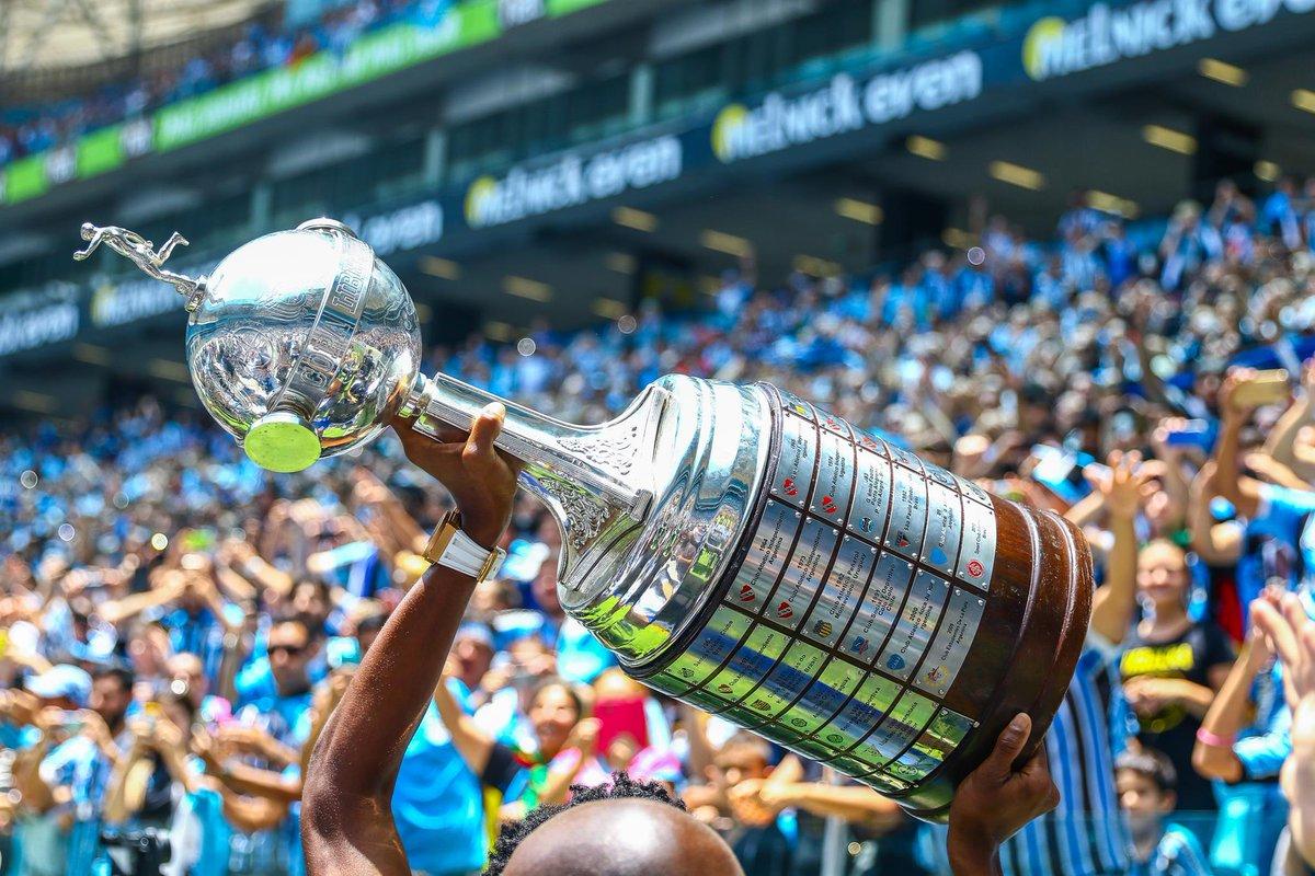 Confira todos os 32 classificados para a fase de grupos da #LibertadoresFOXSports  ↪ https://t.co/L2kan2VYoL