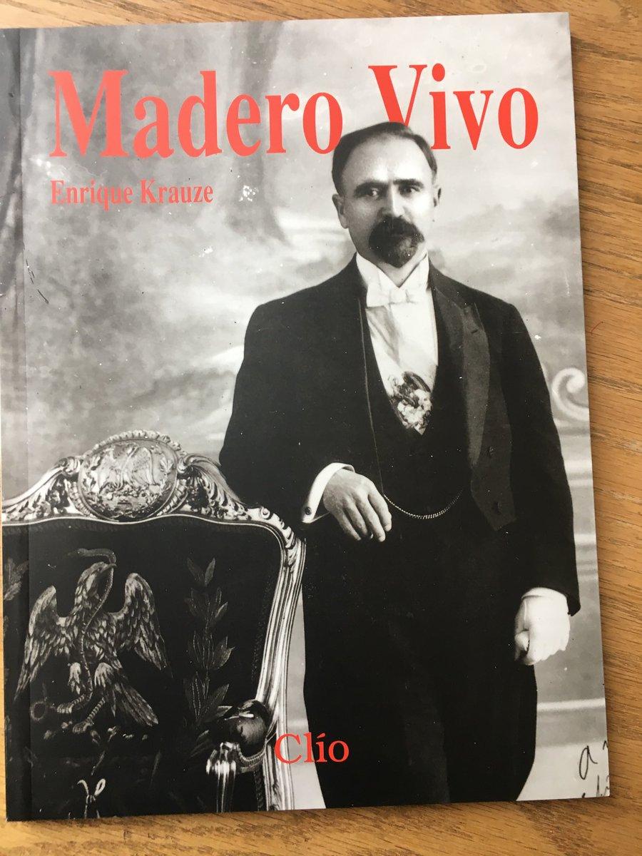 Hoy hace 105 años asesinaron a Madero, nuestro gran demócrata. Ojalá nunca olvidemos que vivió y murió por la libertad.