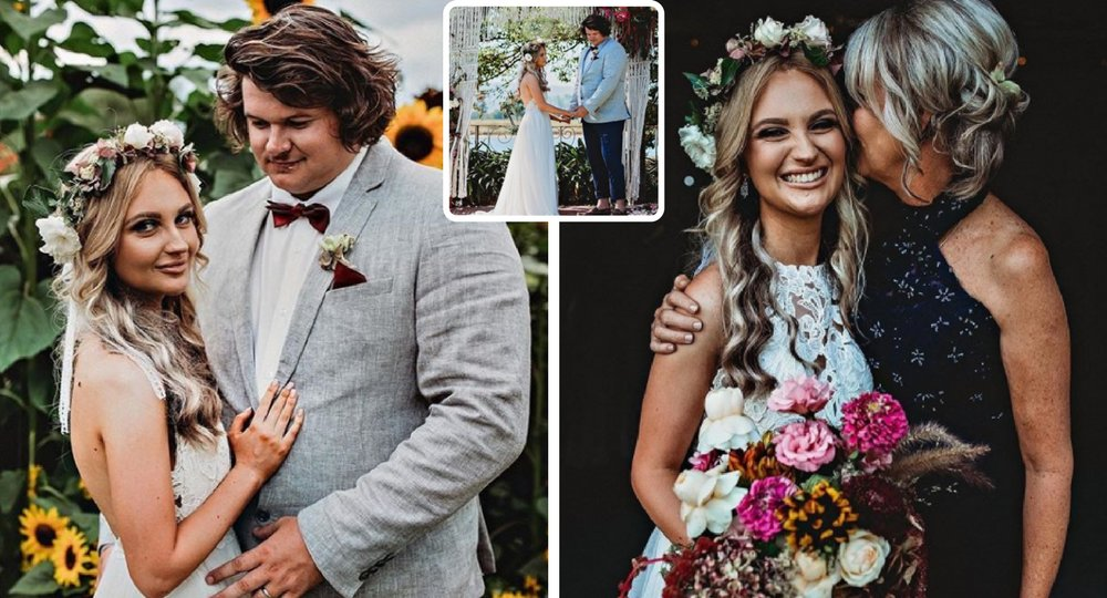 Terminally ill mum, 22, marries in emotional ceremony paid for by strangers https://t.co/Ndh35My2gl
