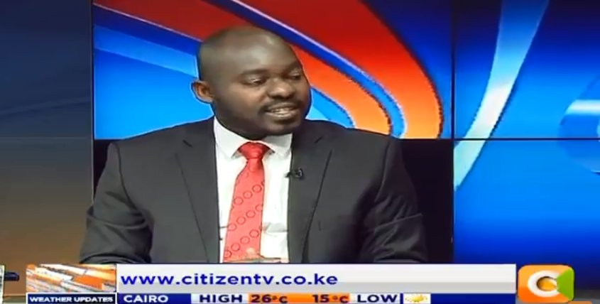 Jesse Oduor:  It is a bad practice, this will discourage people from going court to seek justice. #PowerBreakfast