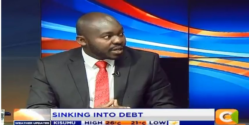 Jesse Oduor:  It is a sad affair to have these huge debts, there should be public participation when getting these loans. #PowerBreakfast
