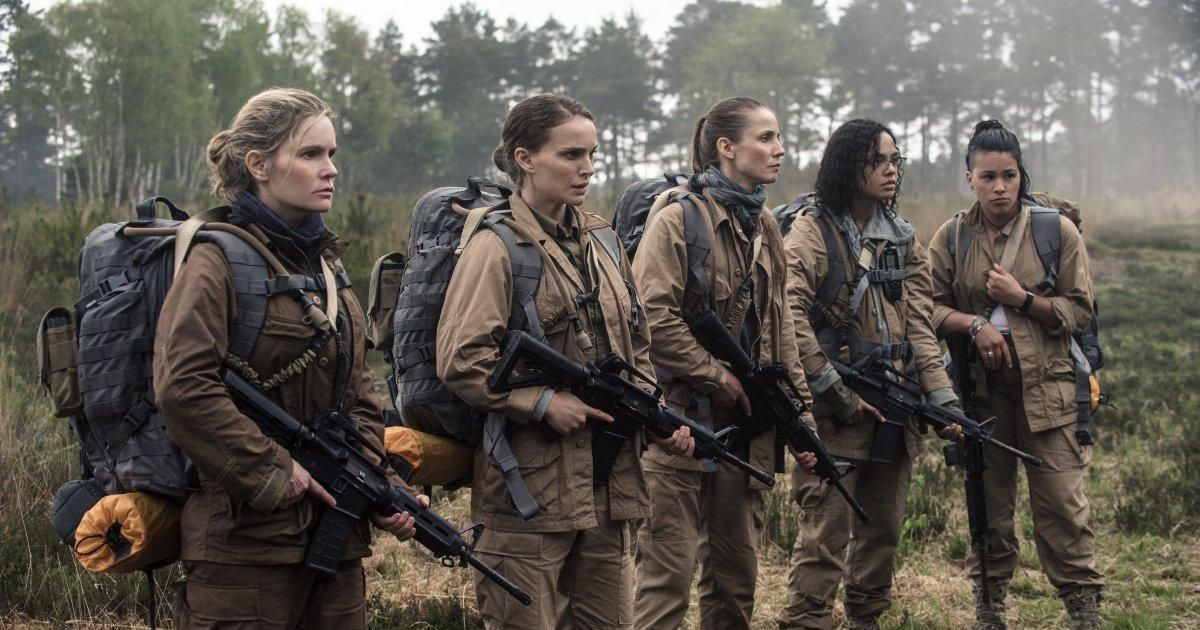 #Annihilation review: Natalie Portman steps up in a sci-fi hodgepodge https://t.co/Ropp0HM3Pl