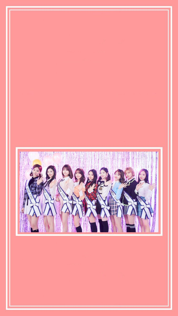 Twice Wallpaperѕ On Twitter Twice Brand New Girl Music Video 4