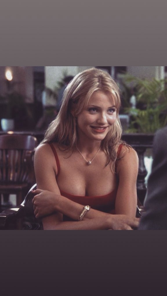 The cameron diaz comedy everyone is watching on netflix