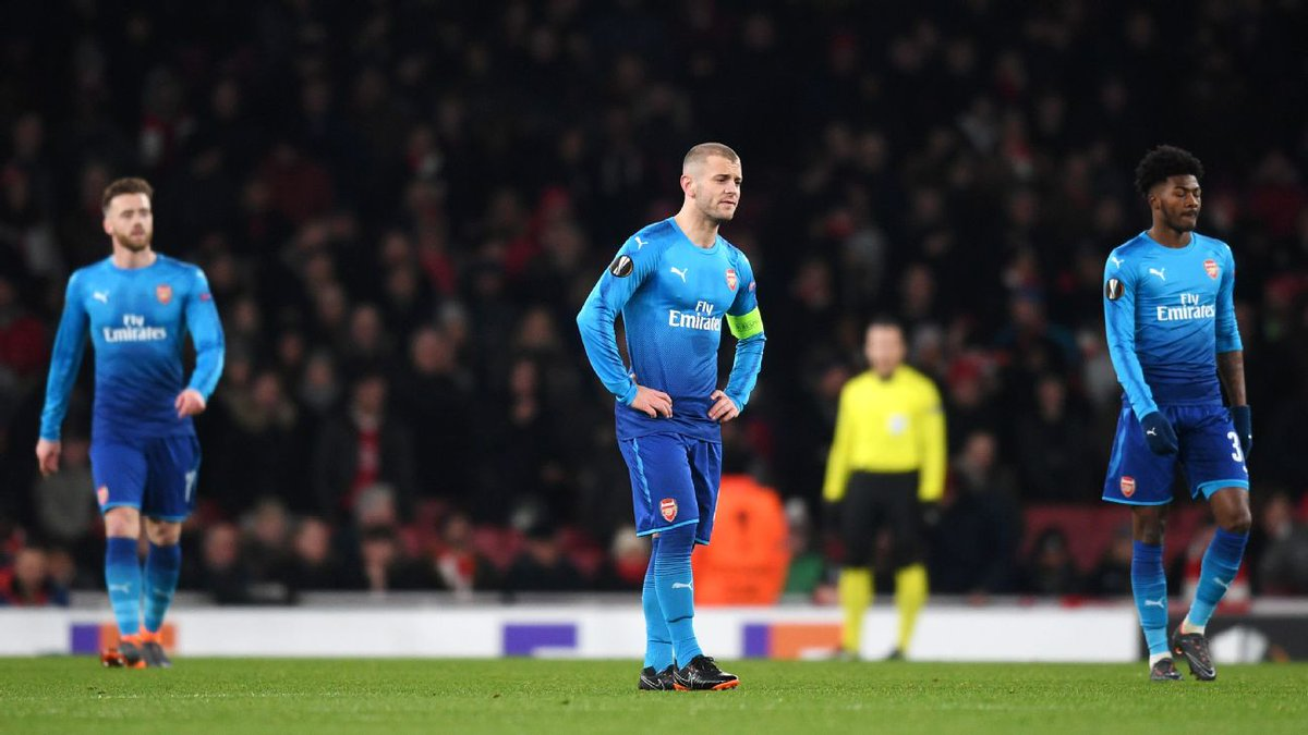 It wasnt a pretty night for anyone in a Arsenal shirt. Player Ratings. es.pn/2CDuu2a