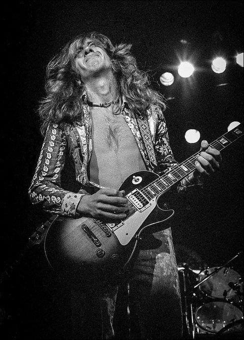 Happy 66th Birthday To Brad Whitford - Aerosmith, The Joe Perry Project, Experience Hendrix and more.
