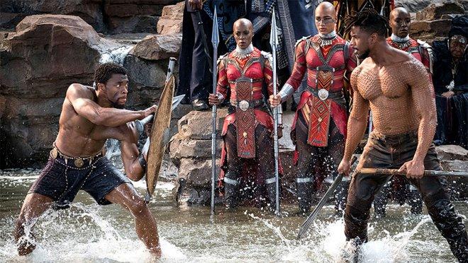 O filme pantera negra- entre a ficção e a valorização da cultura africana #geledes #panteranegra https://t.co/zZWpl3kiEi
