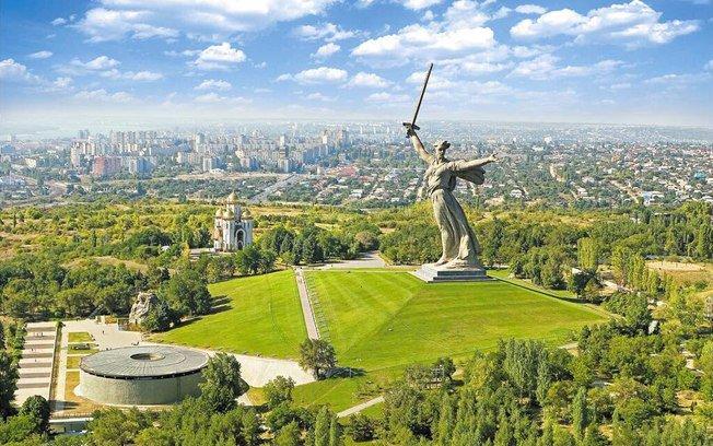 Conheça Volgogrado, a cidade mais soviética da Rússia → https://t.co/prhD7S25hp