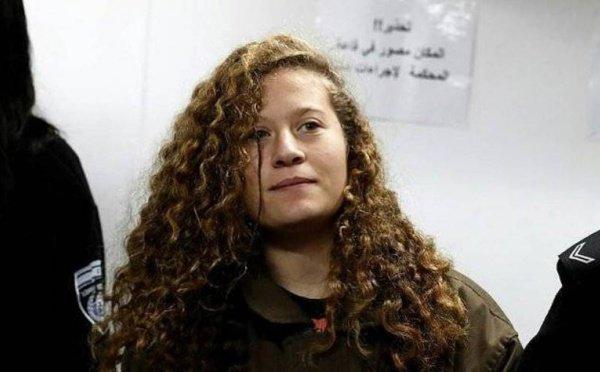 """Le 8 mars prochain : Mobilisation pour Ahed Tamimi et pétition pour la libération de Ahed Tamimi Pétition pour la libération de Ahed Tamimi https://secure.avaaz.org/campaign/en/free_ahed/ """" Nous appelons toutes les associations, syndicats,... https://t.co/5qXgO7Ec4T  - FestivalFocus"""