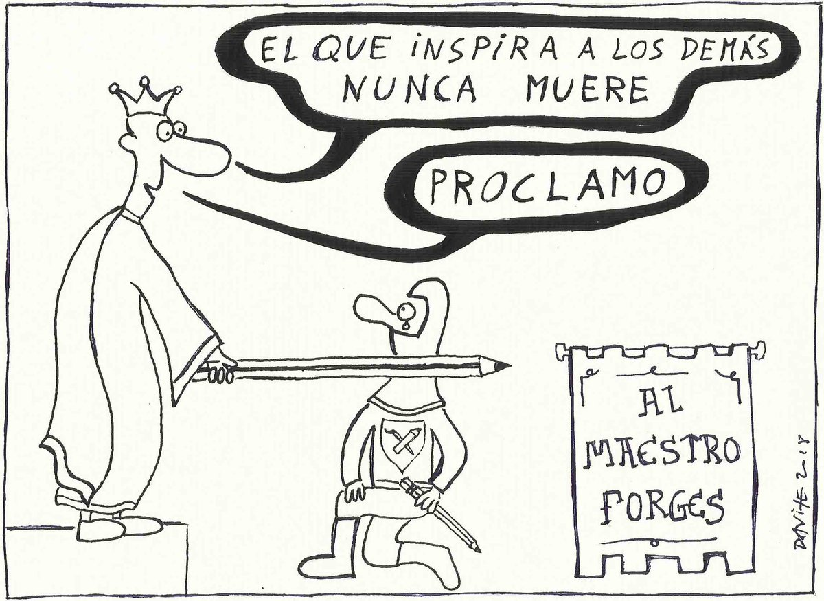 al maestro #Forges https://t.co/mhwlYfuX...