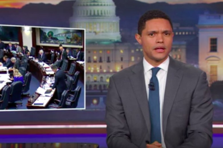 Trevor Noah shames Florida lawmakers for voting to protect teens from porn instead of guns: https://t.co/ftFASGxKim