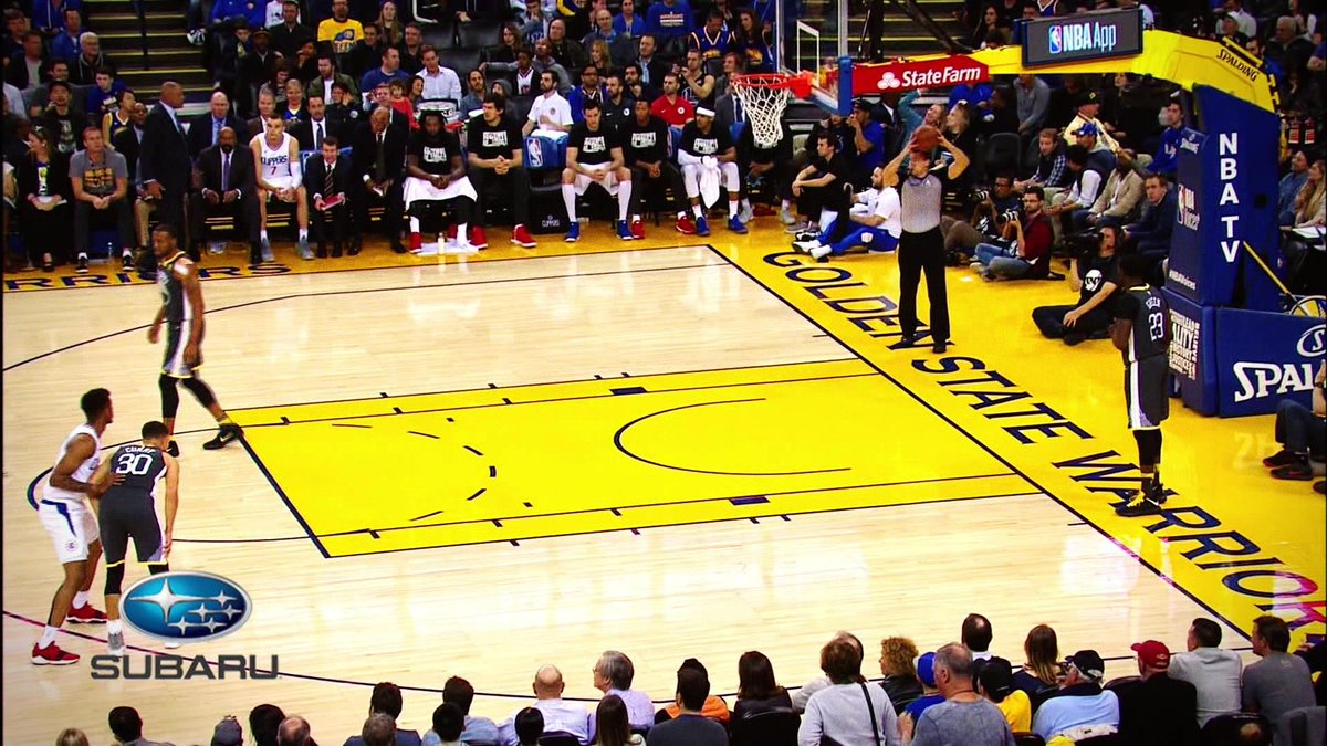 VIDEO: @subaru_usa Bucket-by-bucket -- Curry scores 44 in win over #Clippers  -WATCH: https://t.co/Zy7Ziums2y #DubsOnNBCS #Warriors #NBA