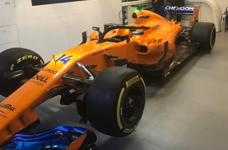 Analisis Tecnico Del Nuevo Mclaren Mcl33 De 2018 F1 En Estado