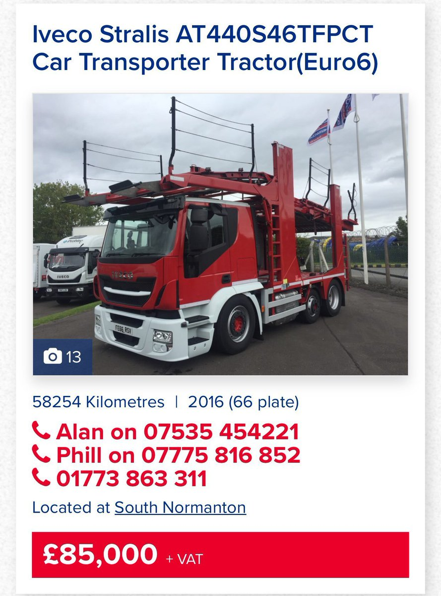 Guest Iveco Trucks On Twitter This Iveco Stralis