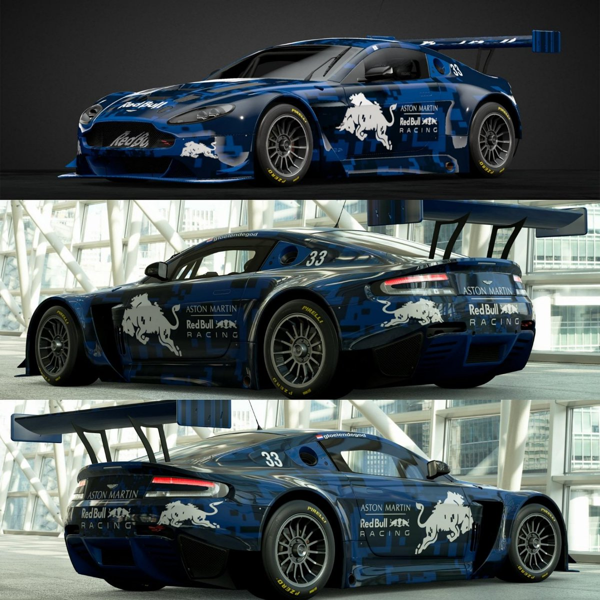 Red Bull Racing On Twitter Watch This Astonmartin Db11 Get The