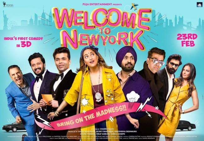 Welcome To New York Movie Review 2018