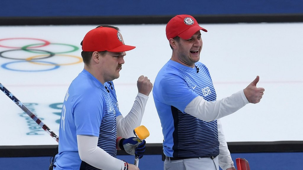 US curlers to play for first Olympic gold after upsetting Canada https://t.co/dcizvudIo0