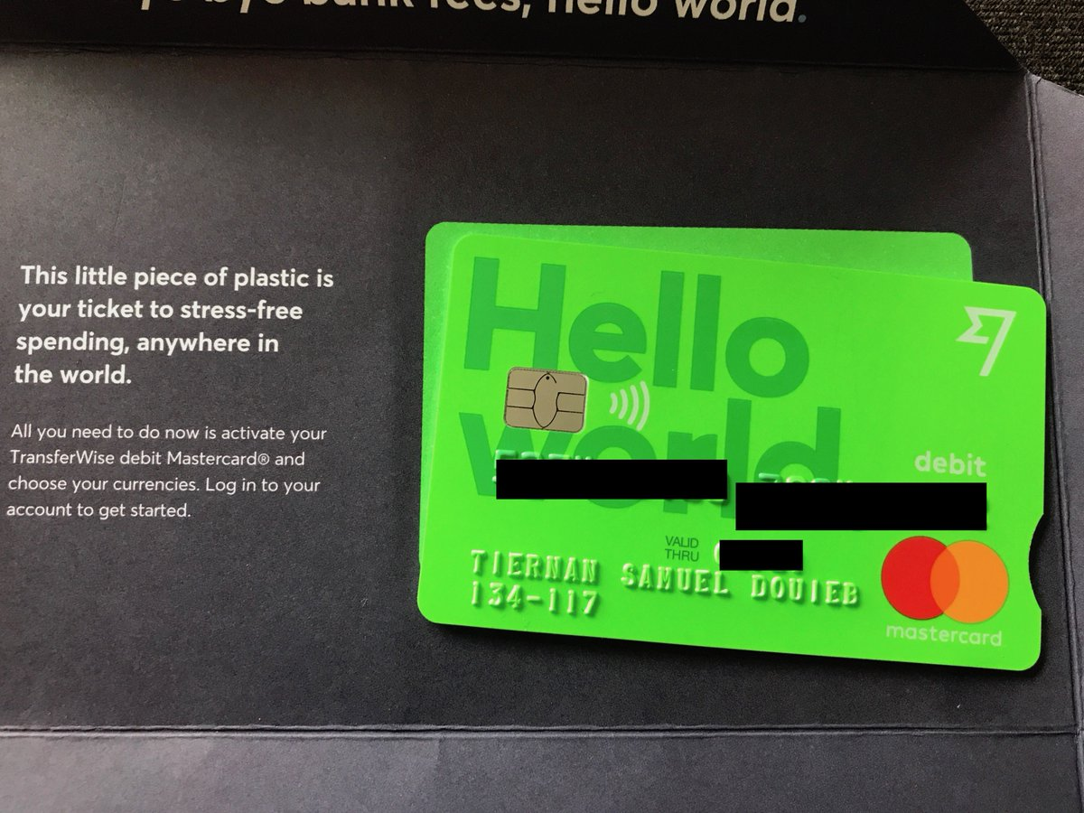 transferwisecard on JumPic com