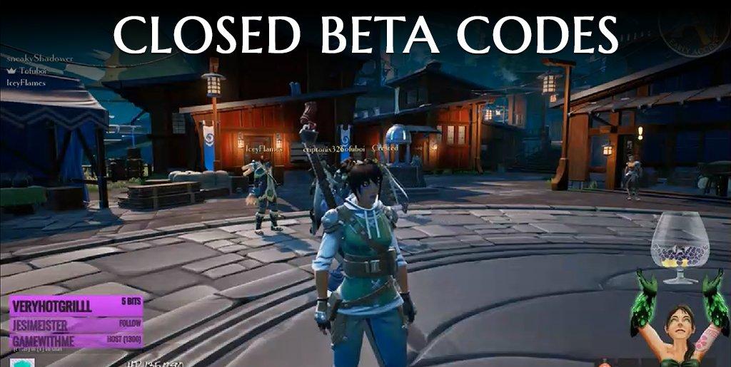 dauntless closed beta keys