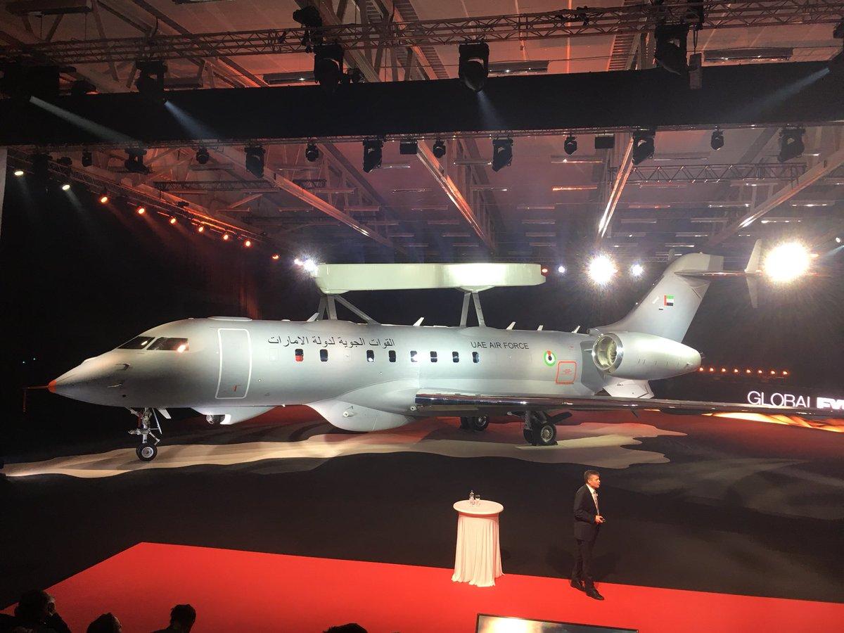 الامارات تقتني Saab Erieye للانذار المبكر DWtcFQkXkAACb1a