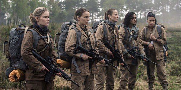 Ambitious 'Annihilation' requires patience, but carries a payoff https://t.co/EktLeLfgvY