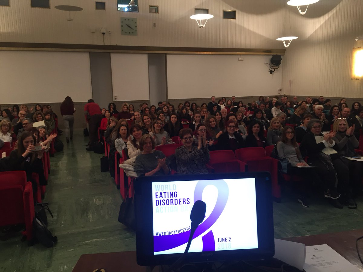 Worldeatingdisordersday2018 hashtag on twitter who drtedros today we launched the lilacribbon in rome as the global symbol for awareness and effective evidence based eatingdisorders treatment buycottarizona Image collections