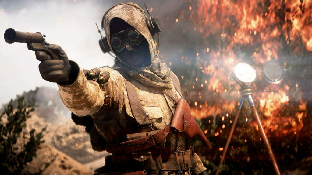 The new Battlefield will be at EA Play 2018, just before E3 https://t.co/8gHGI6pgit