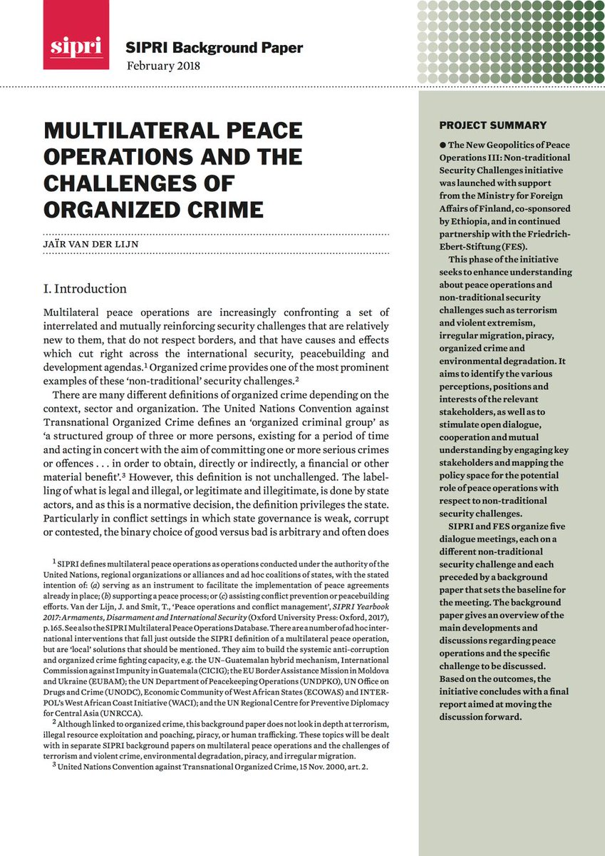 personal perception of organized crime paper Running head: personal perception of organized crime cja/393 criminal organizations personal perception of organized crime before taking this class i had always thought of organized crime as a group of people who used violence and crime to get what they wanted or to not get in trouble when they commit crimes.
