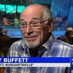 Jimmy Buffett talks about 'Escape to Margaritaville' - https://t.co/JqM5oZaEoi