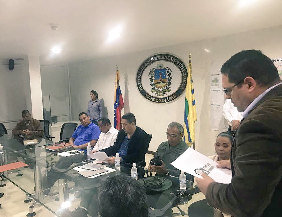 #23Feb #Ahora Encuentro con Consejo Popu...