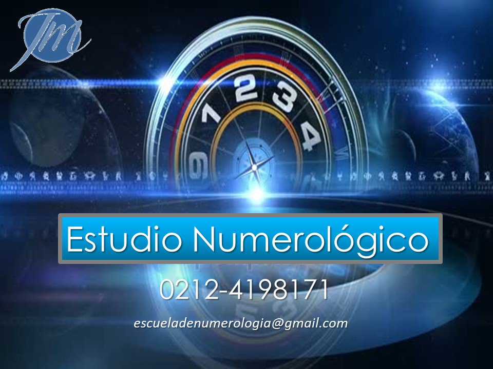 Solicita tu consulta numerológica con @J...