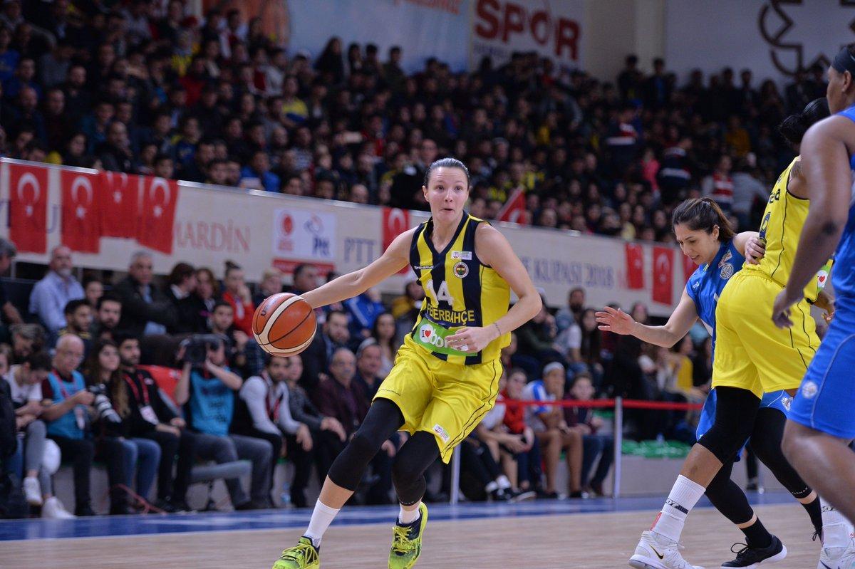 Maç Sonucu | Fenerbahçe 59-65 Hatay BŞB....
