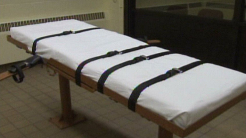 Texas spares death row inmate's life minutes before execution https://t.co/d3RriWiOMQ