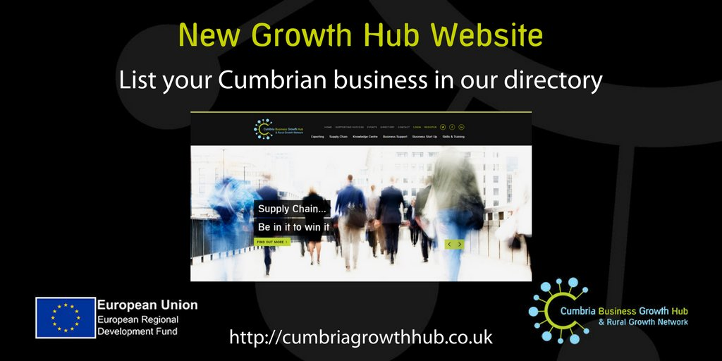 test Twitter Media - Give your SEO (search engine optimisation) a nice boost by listing your Cumbrian business in our new directory at https://t.co/F9e6RFjC1x https://t.co/8PazUNtgVp