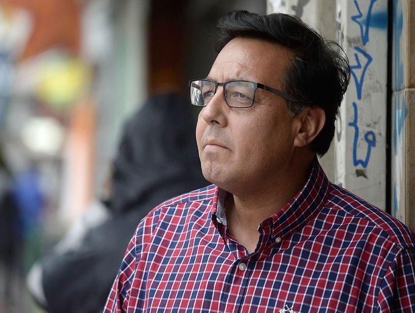 Álvaro Sanhueza apuntó a Lucho Jara: 'In...