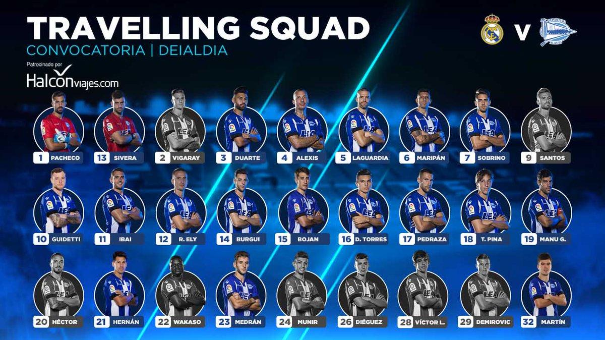 DWuDX4KWAAAqEas Abelardo convoca a 19 jugadores para el partido ante el Real Madrid - Comunio-Biwenger